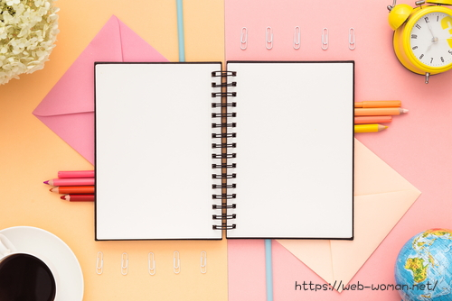 初心者はノートに書いて覚えます